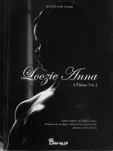 "Christine Brunet a lu ""Loozie Anna"" de Jean-Claude Texier"