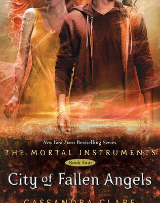 City of Fallen Angels, de Cassandra Clare