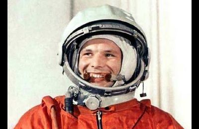 Yuri Gagarin The First Man in Space And The Vostok-I Rocket