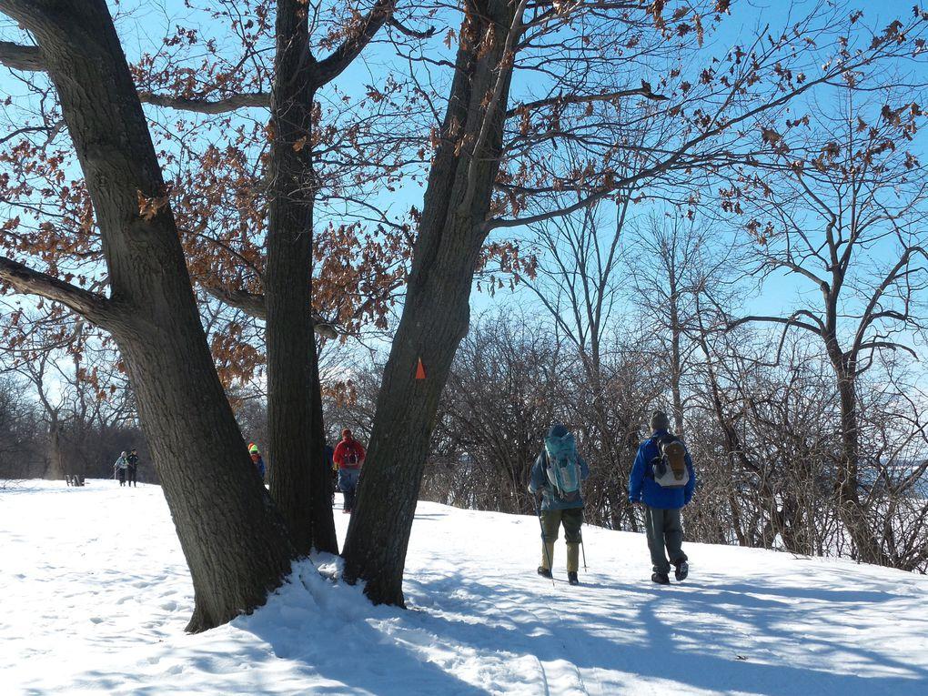 Rideau Trail - Dernière section jusqu'à Ottawa