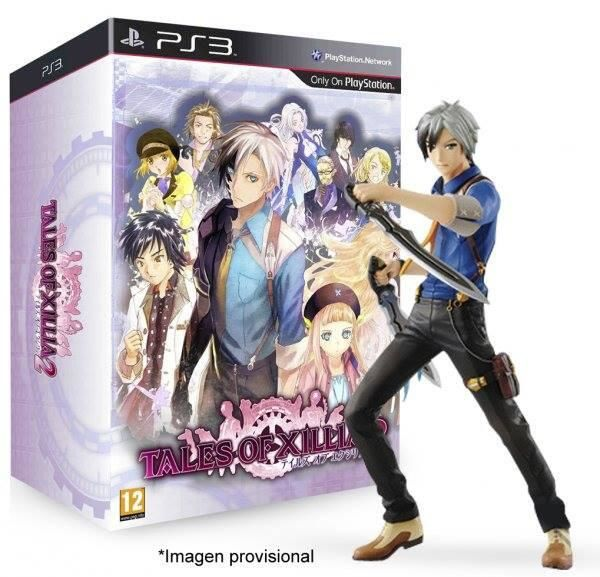 Europe : date et collector pour Tales of Xillia 2 ?