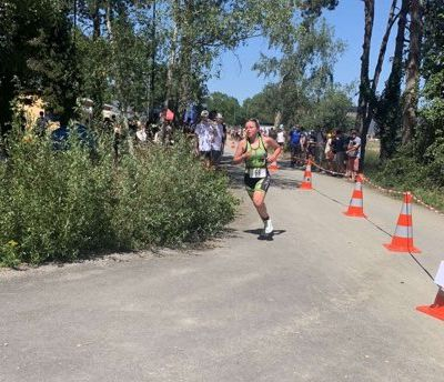 France jeunes Triathlon : la course a eu lieu.