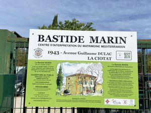 SAMEDI 22 MAI de 9h30 à 12h - Les jardins de la  Bastide MARIN sont prêts !