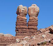 Navajo Twin Rocks - Wikipédia