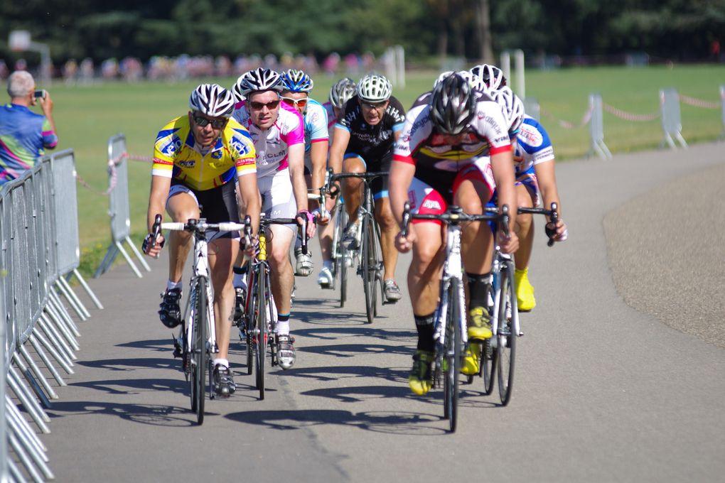 Le Grand Prix cycliste de vénissieux a réuni près de 200 cyclistes
