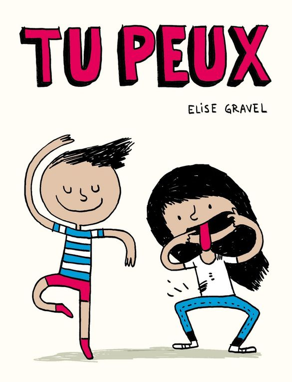 Albums Accessibles : Élise Gravel ...