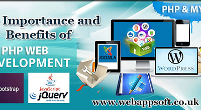 The Importance and Benefits of PHP Web Development