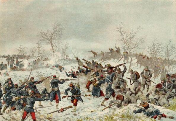 Janvier 1871 : le Combat d'Alençon