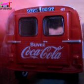 FASCICULE N°94 CITROEN 2CV COMMERCIALE COCA COLA IXO 1/43. - car-collector.net