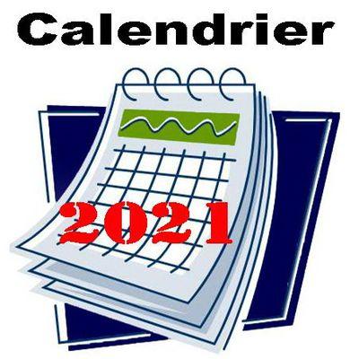 Mise à jour du calendrier...