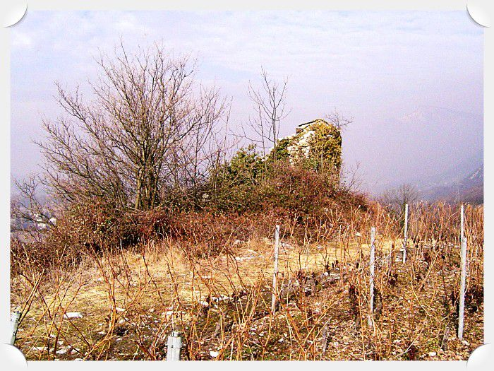 Diaporama tour Bourdeau - Chignin