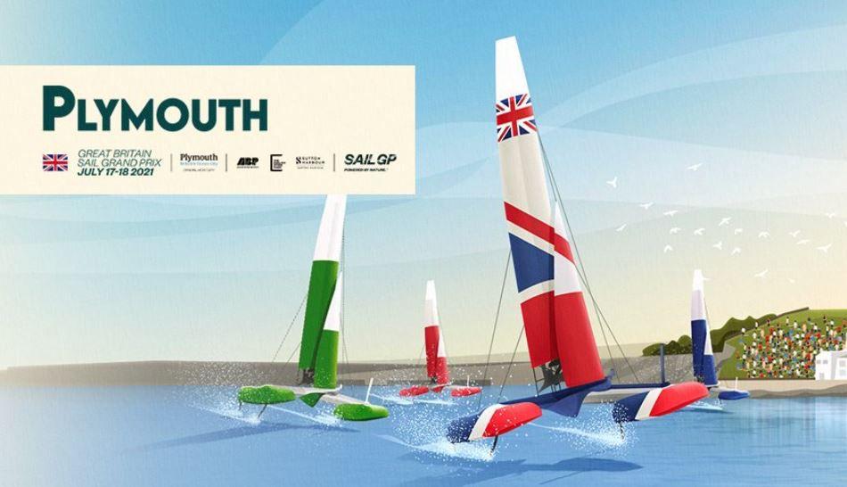 Great Britain SailGP  : Sur quelles chaines suivre la course ce dimanche ?