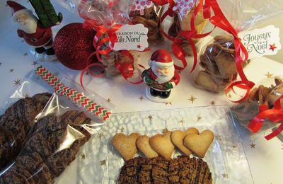 Biscuits de Noël à offrir
