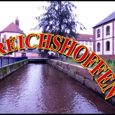 Sculptures Religieuses de REICHSHOFFEN ( Bas Rhin - Alsace )