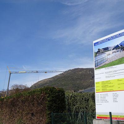 """Luchon : bientôt, une piscine couverte... au """"Village Vacances Pro BTP"""""""