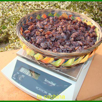 Sécher ses raisins en Provence ( façon classique)