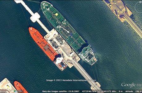 Evaluation # Le port de Fos-sur-Mer (4ème)
