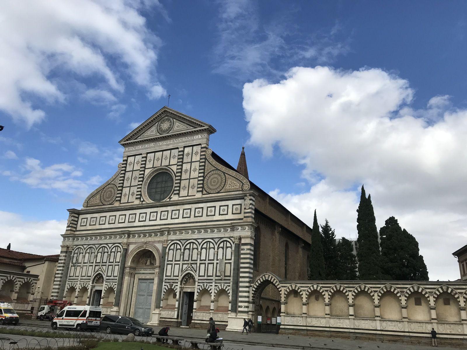 Un grand week-end à Florence en Italie [pendant la pandémie de Covid-19]