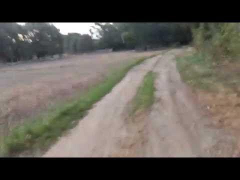 Trail en Eure-et-Loir - Des bords de l'Eure propices au travail de côtes