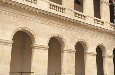 Hôtel des Invalides : Cour d'honneur 7eme
