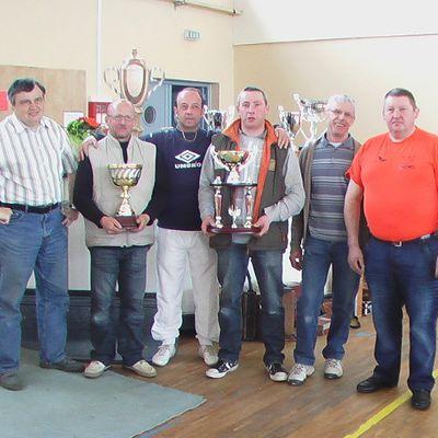 Championnat inter club 2009 à St Pierre la cour 53
