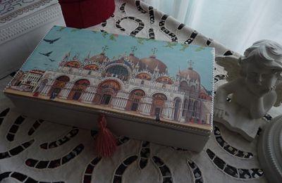 Boîte de récup Venise