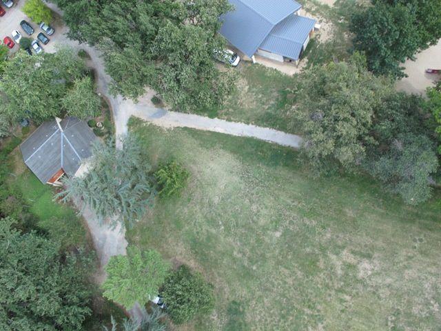 aérophotographie au berceau du KAP à Labruguiére