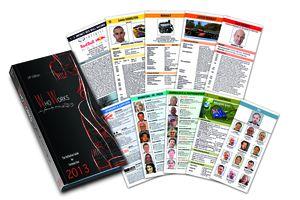 Who Works in F1 2013 est désormais disponible