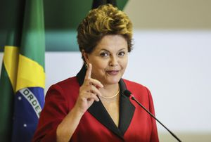 Reuters - Leftist Rousseff narrowly wins second term in Brazil