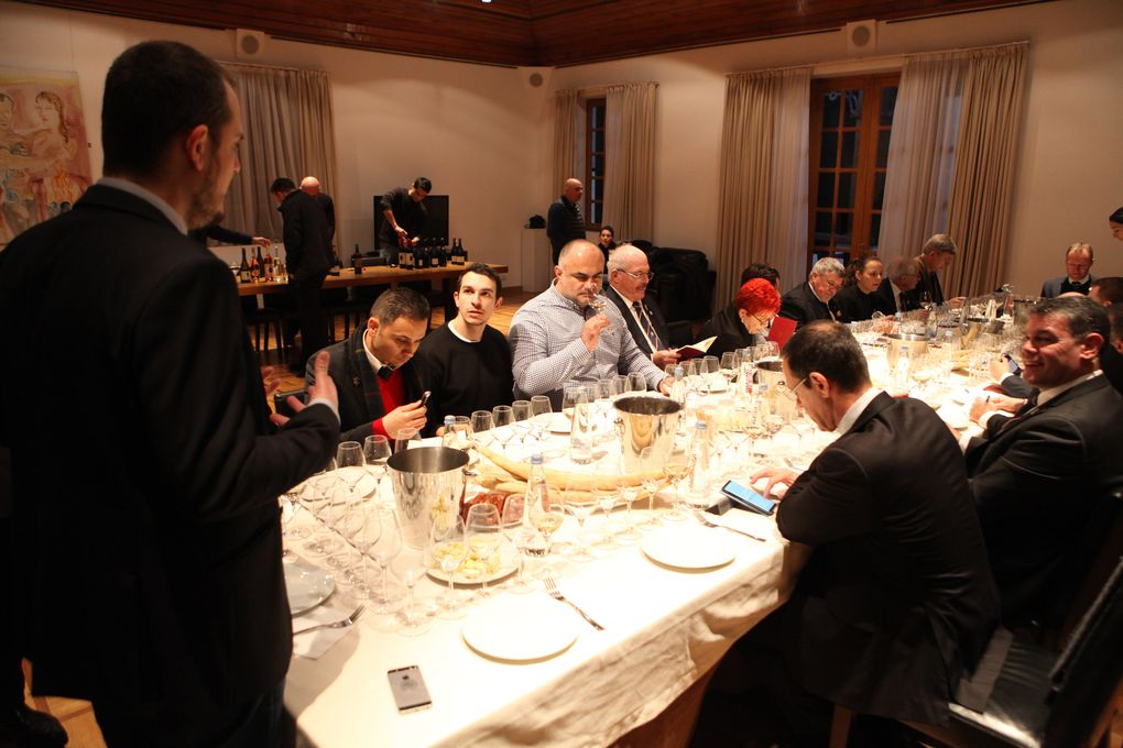 Quand les sommeliers de Monaco apprivoisent les vins géorgiens
