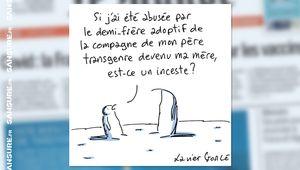 Polémique autour d'un dessin de Xavier Gorce dans Le Monde ! #Presse