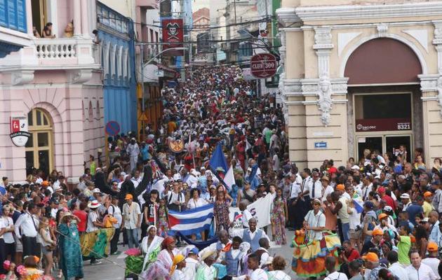 CUBA: Aujourd'hui, ici et maintenant