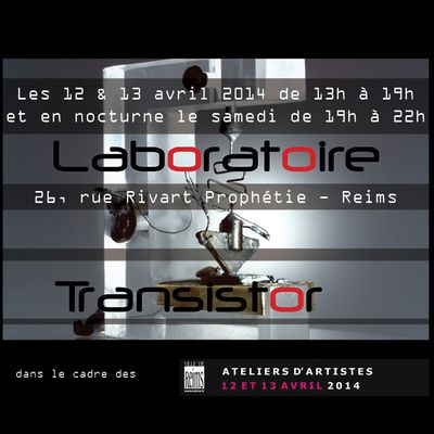 Lab0rat0ire TRANSIST0R - 2014