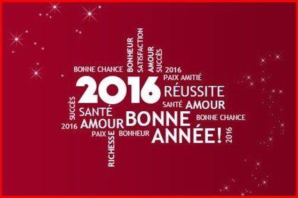 FO Prosegur vos souhaite une Bonne Année 2016... :)