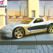 97 CORVETTE HOT WHEELS 1/64 6 CHEVROLET CORVETTE 1997 - car-collector.net