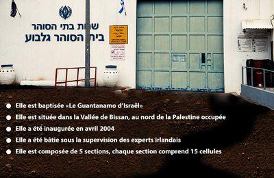 Gilboa, le Guantanamo israélien