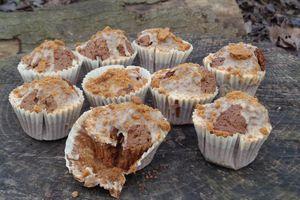 Recettes de Muffins Spéculoos et Café