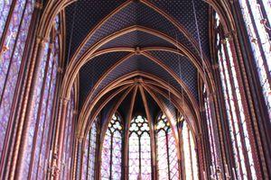 Découverte de la Sainte Chapelle