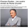 """""""Champs-Elysées"""" jusqu'en 2012"""