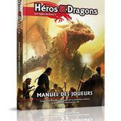HÉROS & DRAGONS GENERIQUE by Mathieu Vilbert