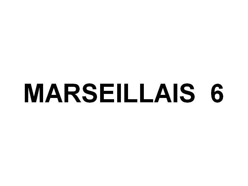 MARSEILLAIS 6