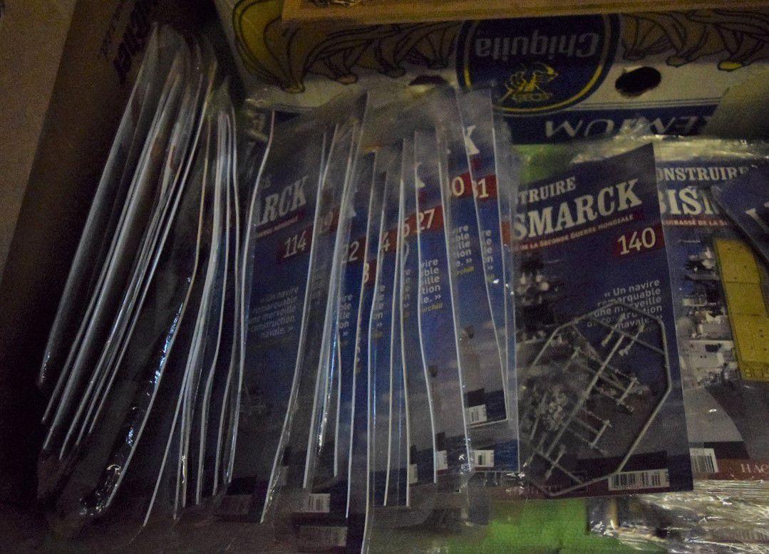 BISMARCK au 1/200 a vendre