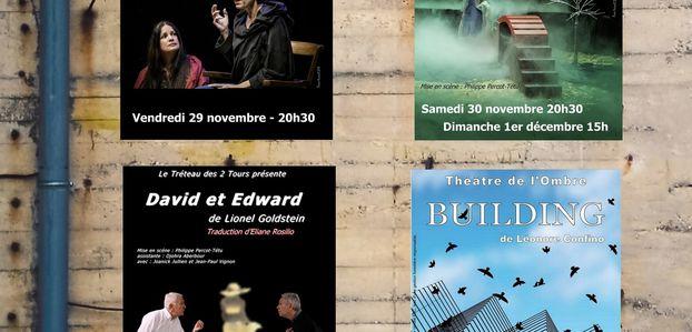 Les 7èmes Théâtrales de Breuil-Magné devenues « Les Rendez-Vous Côté Cour »