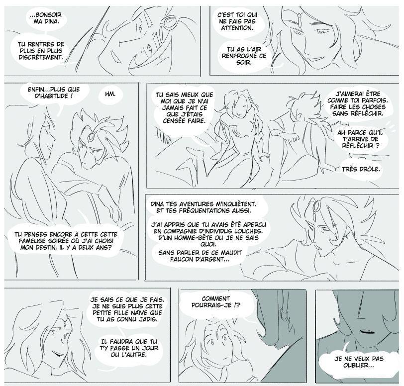 DOBLE-NEWS #6 : Une illustration inter-chapitres et des nouvelles de 2 Stories très attendus !