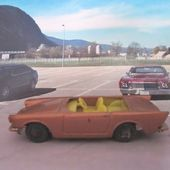 SUNBEAM ALPINE HUSKY 1/64 - car-collector