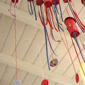 Make your own Fourth of July Confetti Popper Rockets! | Alpha Mom
