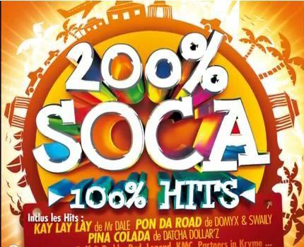 [SOCA]DOMYX & SWAILY - PON DA ROAD - 2011