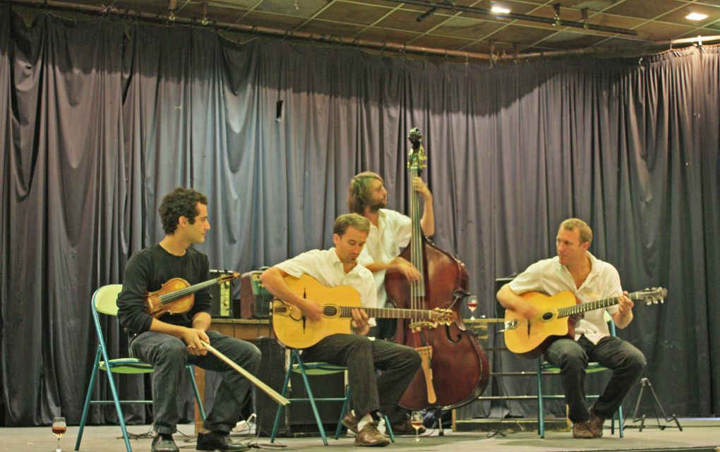 Album - Concert Jazz Manouche