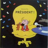Président. Alessandro Tota. (dès 7 ans)