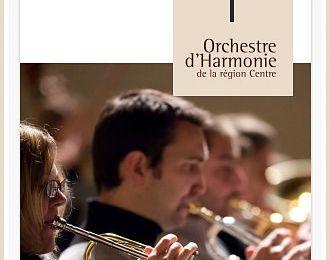 L'Orchestre d'Harmonie de la Région Centre-Val de Loire lance un appel à projet  aux harmonies de la région
